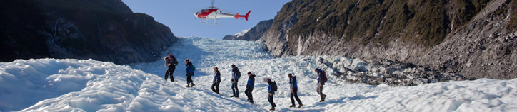 Fox Glacier Guiding, West Coast