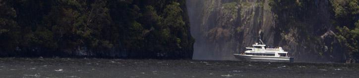 Kiwi Discovery, Milford Sound
