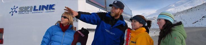 Kiwi Discovery, Ski Season Bus