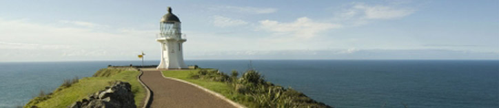 Cape Reinga, Northland. Image: Destination Northland