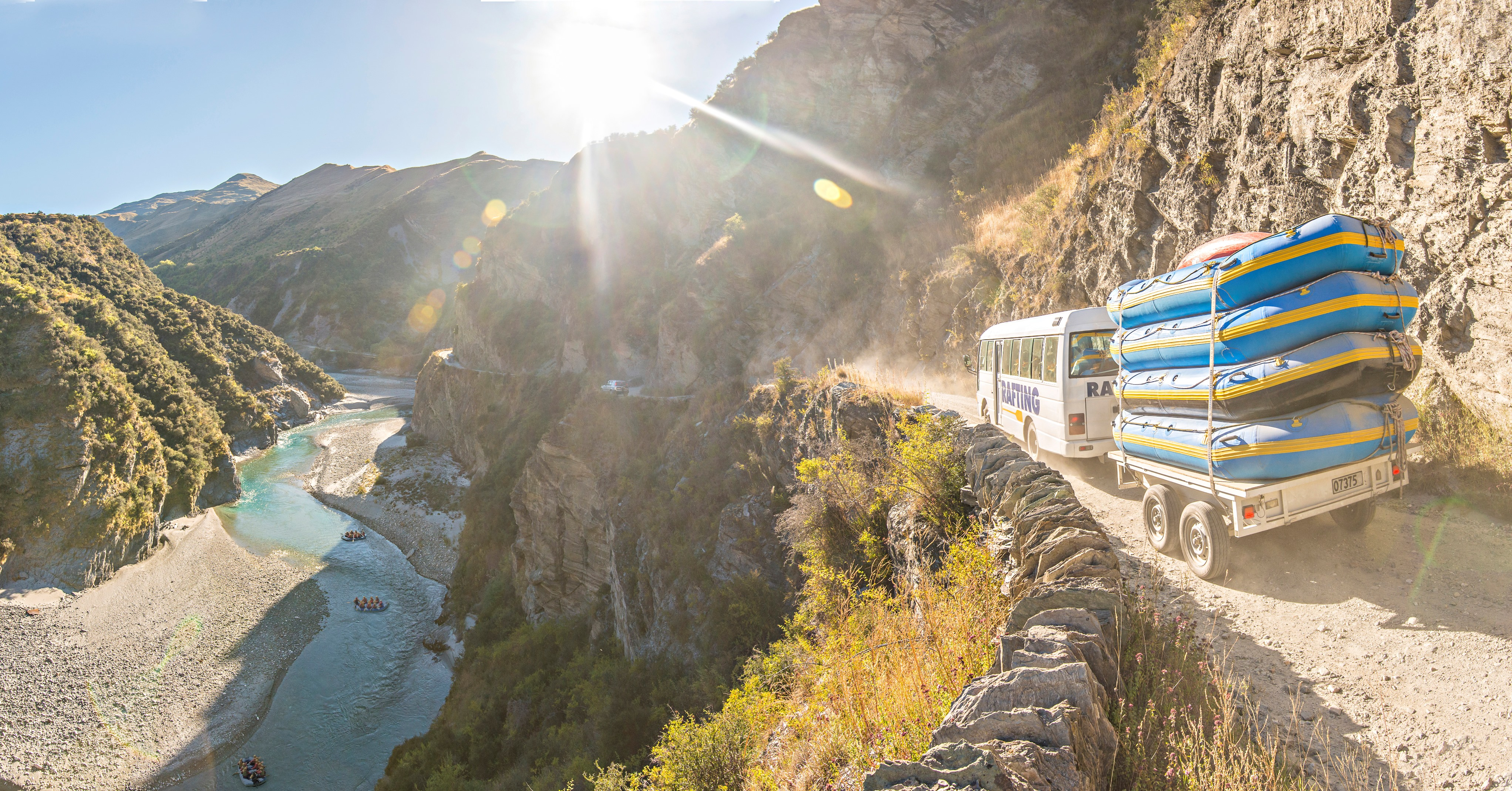 Image result for Skippers Canyon Road – New Zealand
